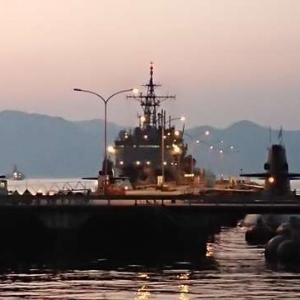潜水艦☆待ち合わせは潜水隊前♡