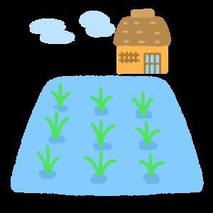 一条工務店のi-smart を田んぼに建てる