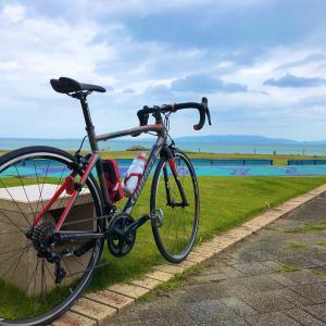 自転車ゆるゆる乗りたい