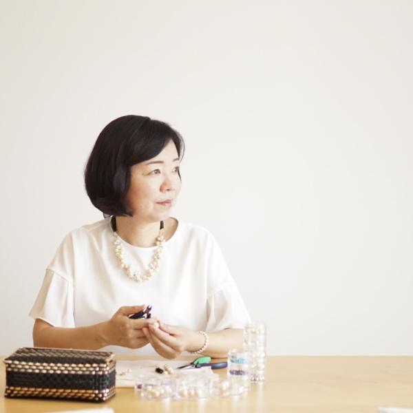 名古屋 グルーデコ&アクセサリー教室 prunelle
