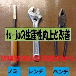 tu-juの生産性向上と改善