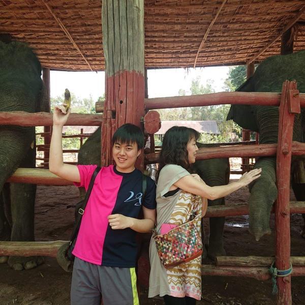 ミャンマーヤンゴンでの生活