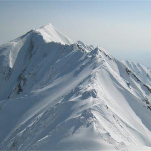 雪山登山のページ