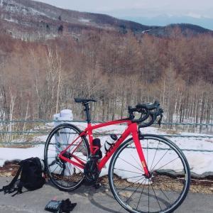 赤城山自転車登坂日誌