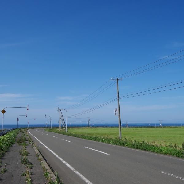 パワーボムの自転車日本縦断記