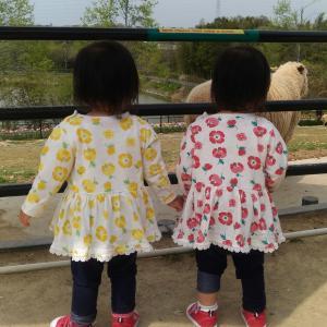 高齢出産からの双子育児