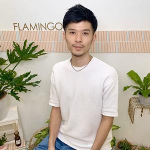 シンガポール美容師RYU
