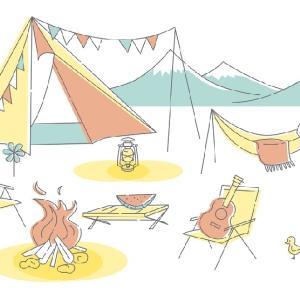 北海道で子連れキャンプ!