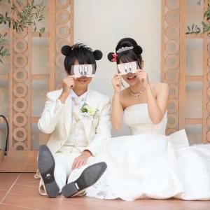 ディズニー風結婚式マニュアル*☽:゚