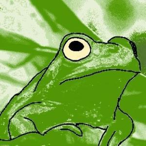 井蛙、大海を泳ぐ