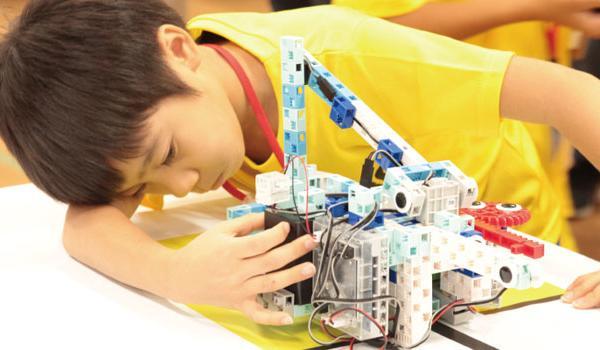 ロボット教室のイロハ
