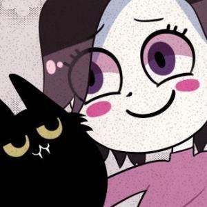 The black cat dio.