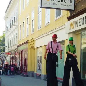 Leben in Wien*