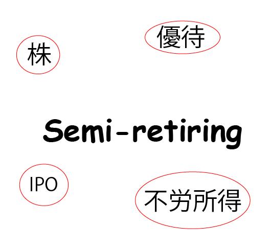 Semi-retiring