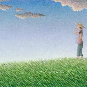 風と共に 〜色鉛筆と絵
