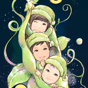 不登校だった私が三姉妹の母になりました。