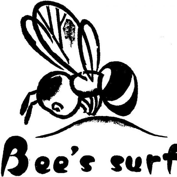 Bee's surf !