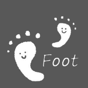 Foot ■■■不登校、自分の足で一歩ずつ■■■