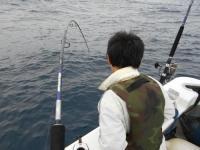 遊漁船 ゆうせい号