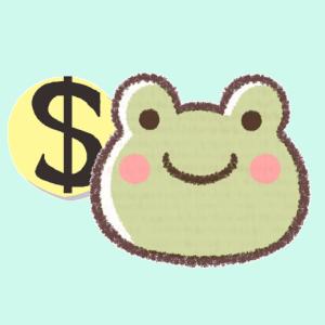 FPケロ子の『無理をしない』節約・貯金術