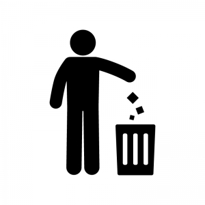 ゴミ屋敷脱出