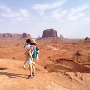 世界を旅する保育士と母と我が子