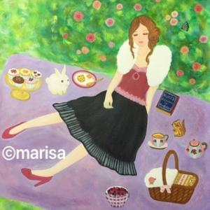 marisaの絵日記
