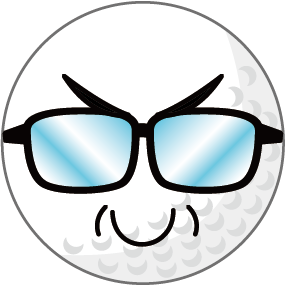 もぅ、ゴルフは懲りごり ー やっぱりゴルフが大好き