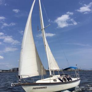 ヨット パパイアマン号のブログ