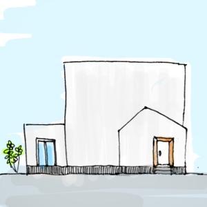 シンプルモダンな無垢の家作り-オウチハック-