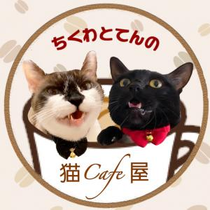 ちくわとてんの「猫cafe屋」