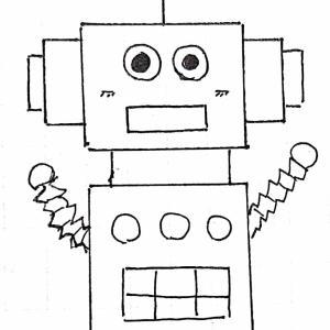 健康なロボット