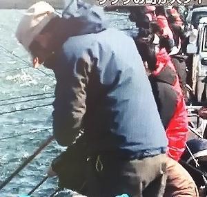 しろいたち の 釣り方。
