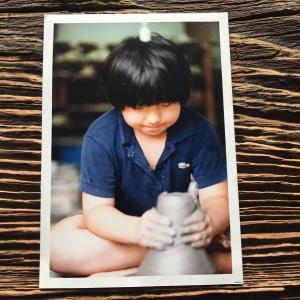 44歳からの陶芸家