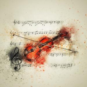 バイオリンをうまく弾けないときに
