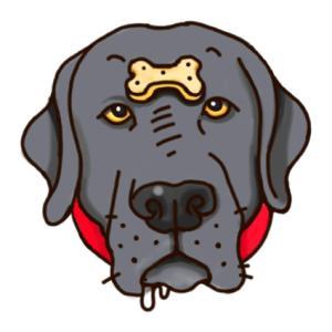 犬の絵日記