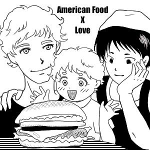 アメリカ料理食育日記@日本