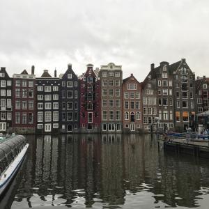 A legal alien in アムステルダム