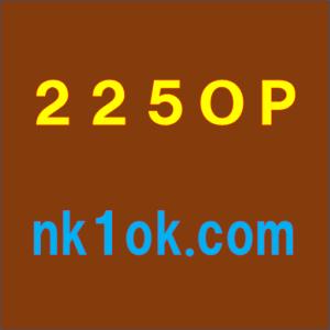 ★★★ 日経225オプション取引の理論と実践 ★★★
