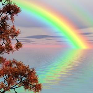 twinkle rainbow
