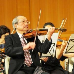 jackのヴァイオリン練習室