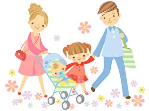 イクメンと外国人ママの家族日記