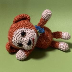 編むのを止めるな!〜81歳 編みぐるみ日記〜