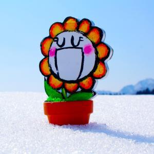 笑顔の枯れない花になろう!!