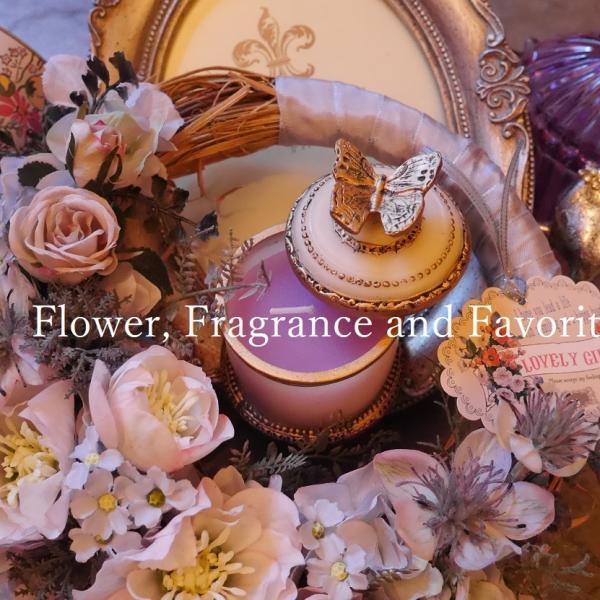 花と香りとお気にいりさんのプロフィール