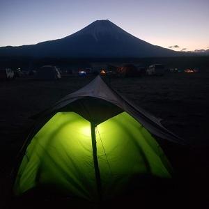 ぶらりツーリングでキャンプ飯
