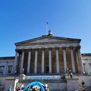 ロンドン大学 (UCL) 留学メモ