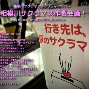 チャリティイベント・相模川サクラマス作戦会議
