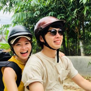 #旅するふくだ夫婦
