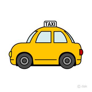 タクシードライバー物語